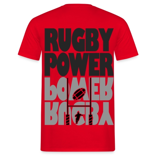 Transformation rugby - T-shirt Homme