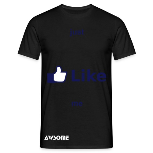 just like me vip - Mannen T-shirt