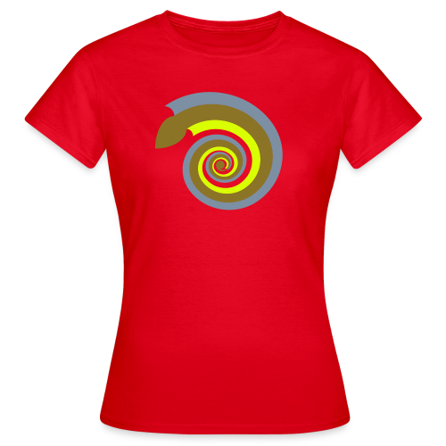 TIAN GREEN Shirts Women - Keim der Hoffnung - Frauen T-Shirt