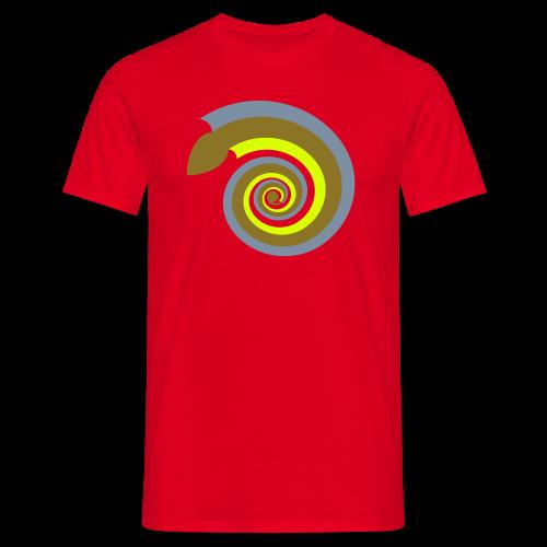 TIAN GREEN Shirts Men - Keim der Hoffnung - Männer T-Shirt