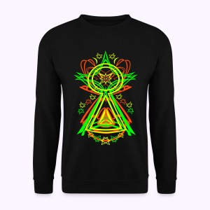 All Seeing Eye Mens Sweater - Mannen sweater