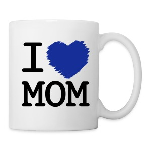 Mok I love Mum (rechts) - Mok