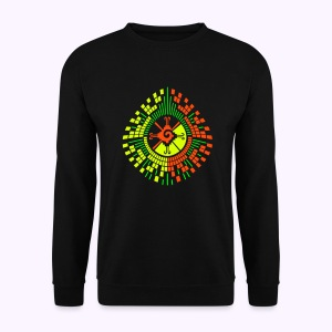 Hunab Ku DNA-Tree Mens Sweater - Mannen sweater
