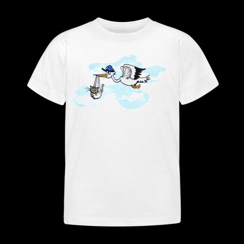 Cat Baby - Maglietta per bambini