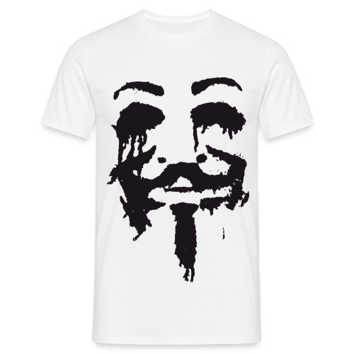 Tee-shirt Anonymous - T-shirt Homme