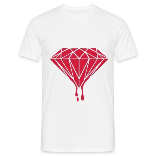 Diamond - T-shirt herr