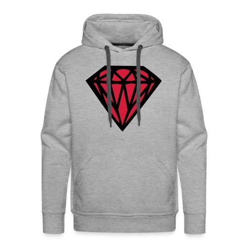 Fat diamond - Premiumluvtröja herr