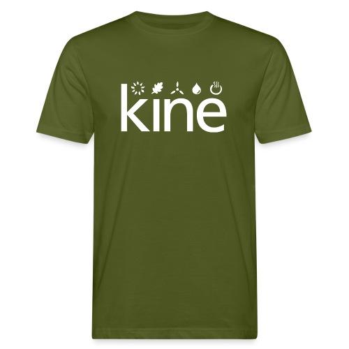 Bio kine Shirt 2012  - Männer Bio-T-Shirt