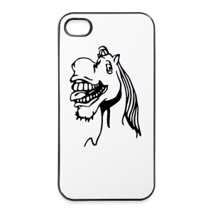 Hengste-Cover I-Phone 4 - iPhone 4/4s Hard Case