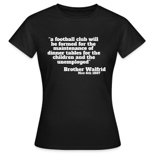 Brother Walfrid - Women's T-Shirt