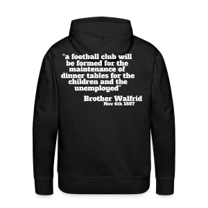 Brother Walfrid - Men's Premium Hoodie