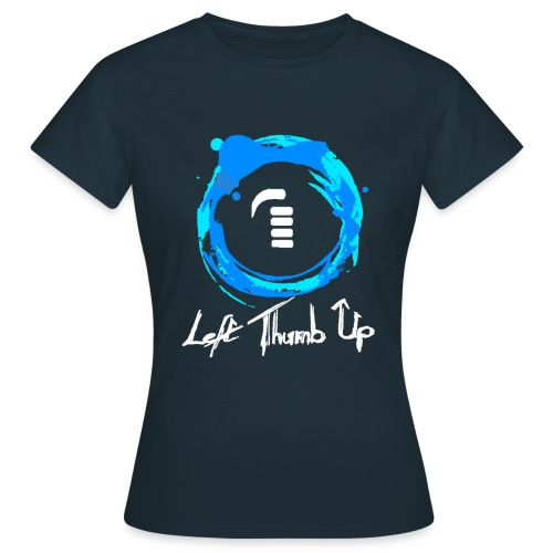 Left Thumb Up - Ocean Girls - Frauen T-Shirt