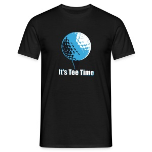 Golf Tee time t-shirt T-Shirts - Men's T-Shirt