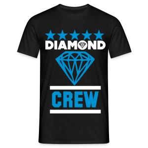 Diamonds Crew - Männer T-Shirt