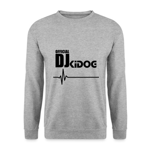 Official DJKiDOG CrewNeck - Mannen sweater