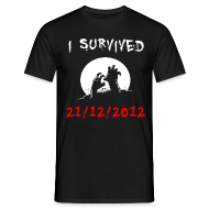 T-Shirts ~ Men's T-Shirt ~ 2012 Survivor T-Shirt