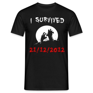 2012 Survivor T-Shirt - Men's T-Shirt