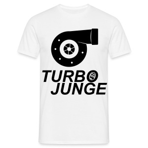 Turbojunge! - Männer T-Shirt