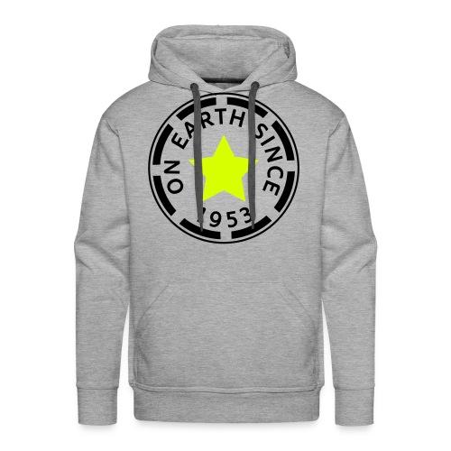 on earth since 1953 - Mannen Premium hoodie