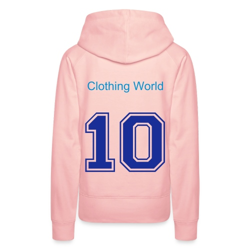 Women's Premium Hoodie - Women's clothing world hoddy