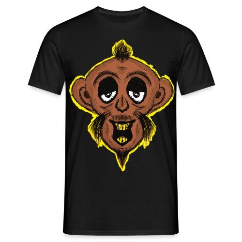 Drunken Monkey - Men's T-Shirt
