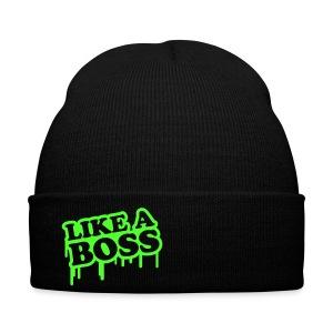 Like a boss beanie - Winter Hat