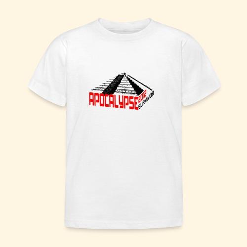 Kinder T-Shirt - Apocalypse survivor - Kinder T-Shirt
