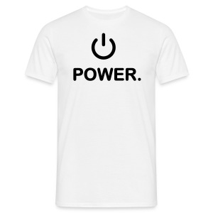 Game Over. - Mannen T-shirt
