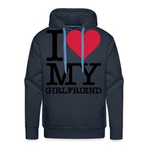 Mannensweater I - Mannen Premium hoodie