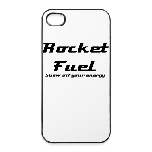 Rocket Fuel Iphone 4/4s phone  - iPhone 4/4s Hard Case