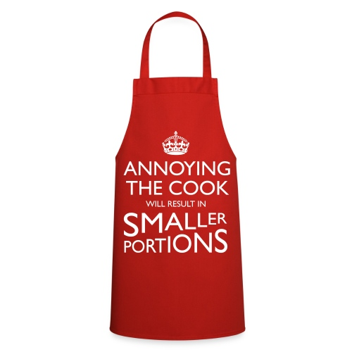 Annoying The Cook Cooking Apron - Cooking Apron