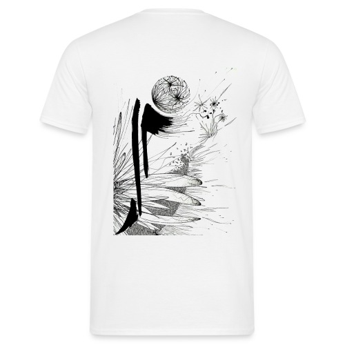 tee-shirt homme Oxymores - T-shirt Homme
