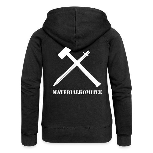 Materialkomitee - Frauen Premium Kapuzenjacke