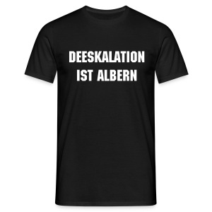 Functional Fighting Deeskalation T-Shirt - Männer T-Shirt