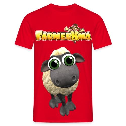 FarmeramaSchaf-BOYS - Männer T-Shirt