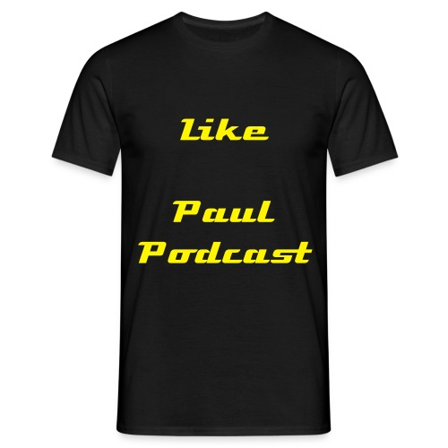Like Paul Podcast - T-shirt Homme
