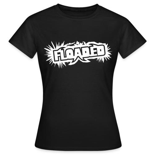 Girl's Tee Black - Naisten t-paita