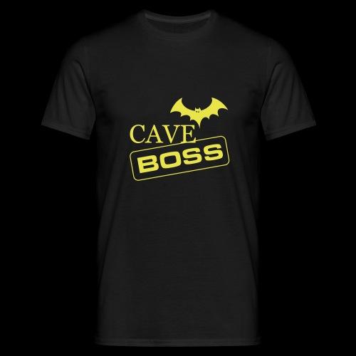 Cave Boss - Maglietta da uomo