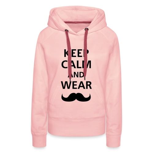 Super leuke dames sweater. - Vrouwen Premium hoodie
