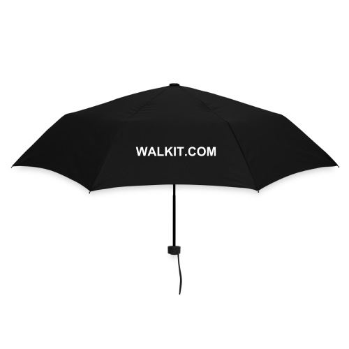 walkit.com umbrella - Umbrella (small)