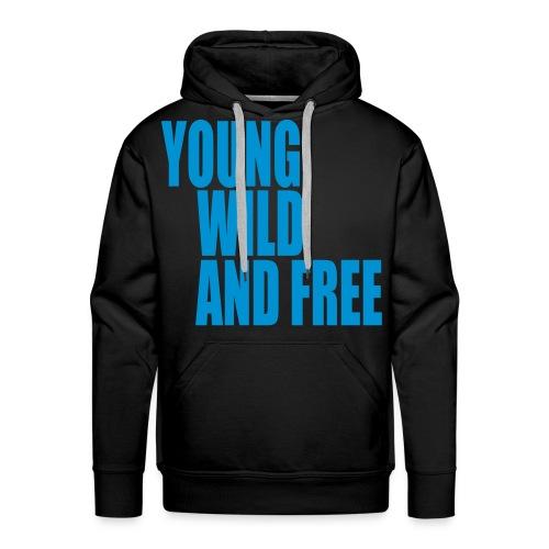 Wiz Khalifa Sweat Noir - Sweat-shirt à capuche Premium pour hommes