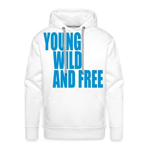 Wiz Khalifa Sweat Blanc - Sweat-shirt à capuche Premium pour hommes