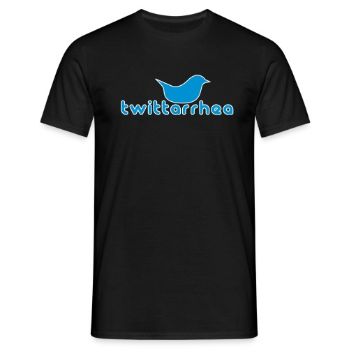 Twitterhea (Womens) - Men's T-Shirt