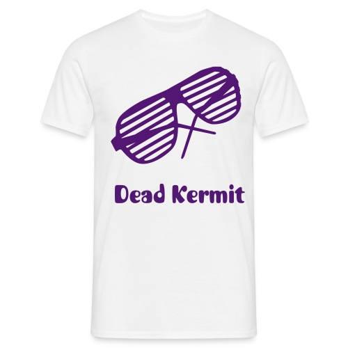 Glasses by Dead Kermit T-Shirt - Männer T-Shirt