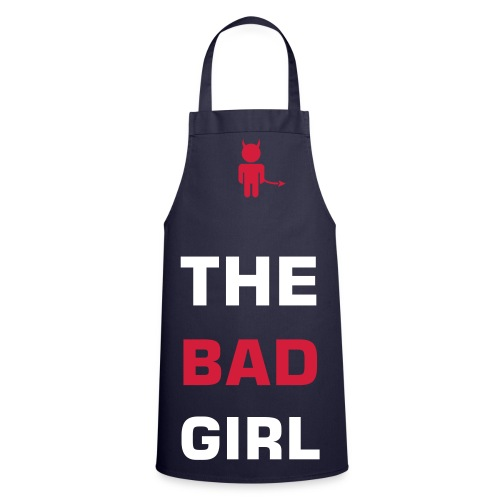 TABLIER THE BAD GIRL - Tablier de cuisine