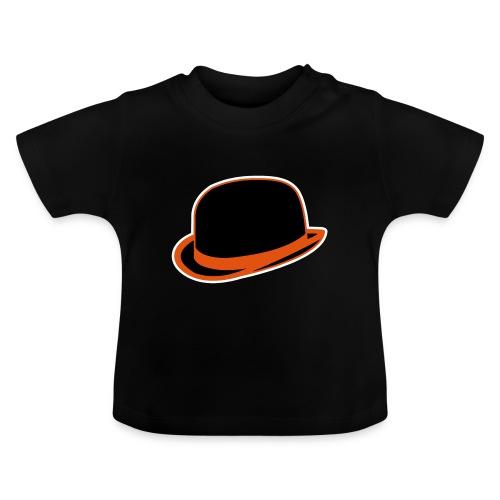 Horrorshow Orange Bowler Hat Melone Hut Clown Alex