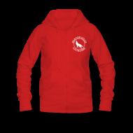 Hoodies & Sweatshirts ~ Women's Premium Hooded Jacket ~