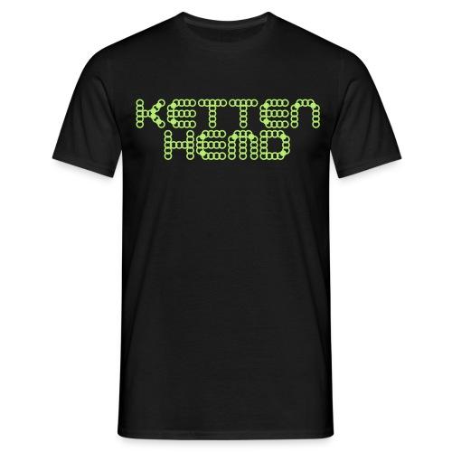 Kettenhemd - Männer T-Shirt