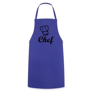 Chef schort - Keukenschort
