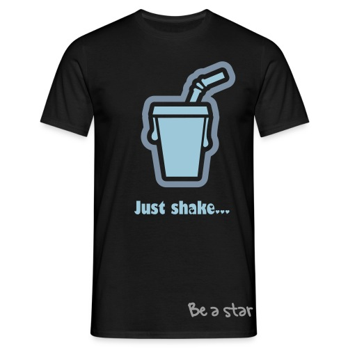 Be a star shaker homme basique - T-shirt Homme